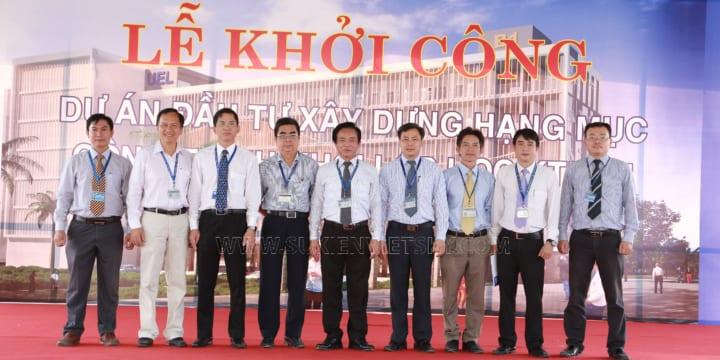 Khởi công | lễ khởi công chuyên nghiệp tại Đồng Nai | Lễ khởi công Đại Học Kinh Tế Luật