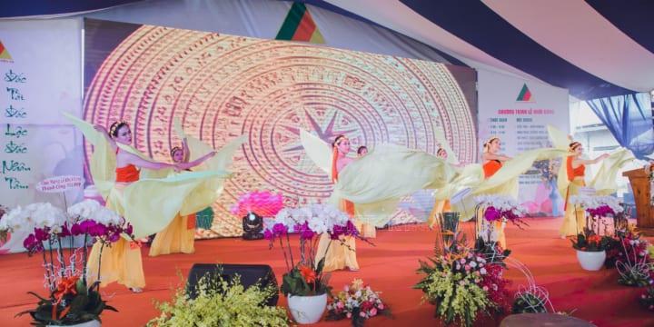 Khởi công | Dịch vụ tổ chức lễ khởi công giá rẻ tại Đồng Nai | Khởi công Nhà tang lễ Hoa Viên