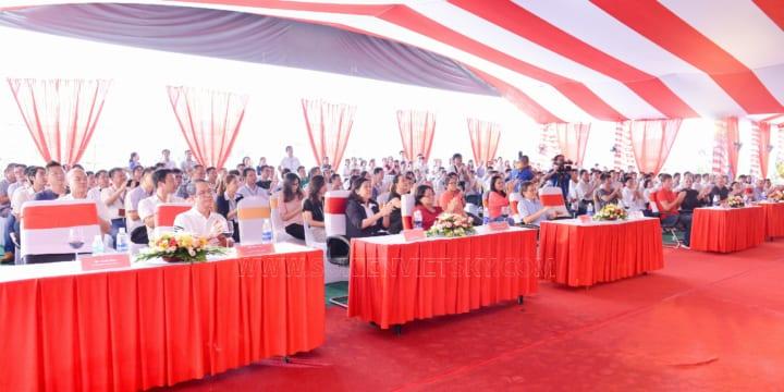 Khai trương I Tổ chức lễ khai trương chuyên nghiệp tại Đồng Nai I Khai trương nhà máy Adidas