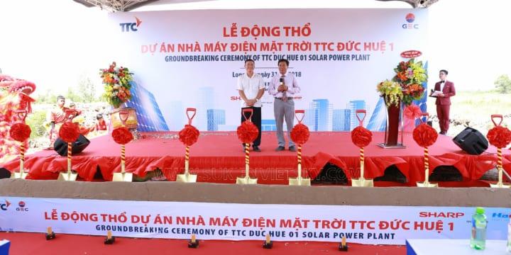 Động thổ | Công ty tổ chức lễ khởi công uy tín tại Đồng Nai