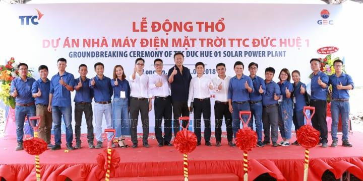 Động thổ | Công ty tổ chức lễ động thổ giá rẻ tại Đồng Nai
