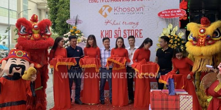 Khai trương | Công ty tổ chức lễ khai trương giá rẻ tại Đồng Nai | Khai trương Khoso.vn
