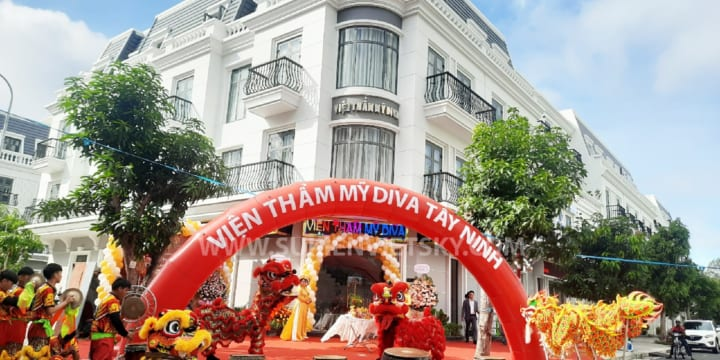 Khai trương | Dịch vụ tổ chức lễ khai trương chuyên nghiếp tại Đồng Nai | Khai trương Thẩm Mỹ Viện Diva