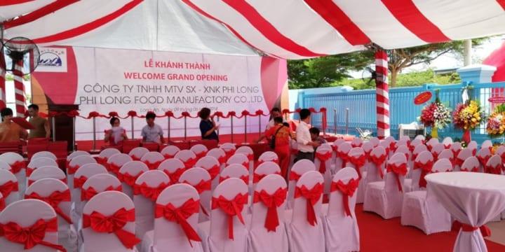 Công ty cho thuê nhà bạt giá rẻ tại Đồng Nai