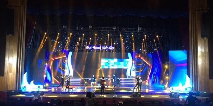 Cho thuê màn hình LED sự kiện giá rẻ tại Đồng Nai