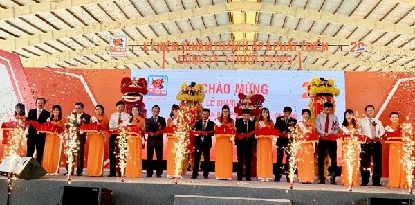 Công ty tổ chức lễ khánh thành tại Long An| Lễ khánh thànhNhà máy sản xuất phân bón Phước Hưng Long An