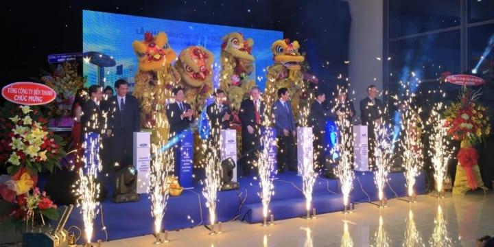 Công ty tổ chức lễ khai trương tại Bình Dương | Lễ khai trương Đại lý Ford tại Bình Dương