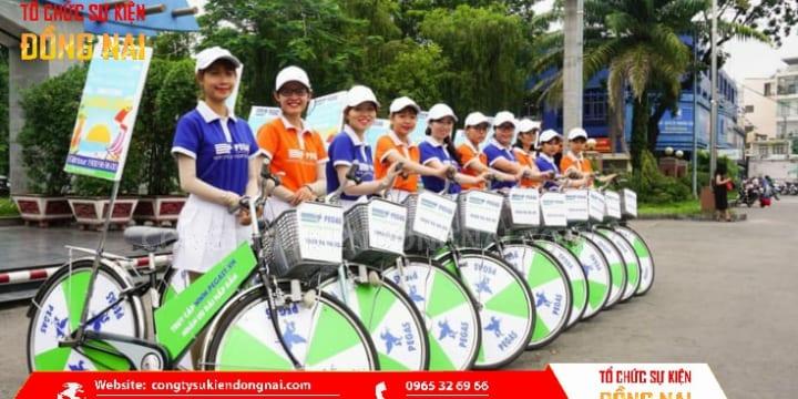 Dịch vụ tổ chức chạy roadshow giá rẻ tại Đồng Nai