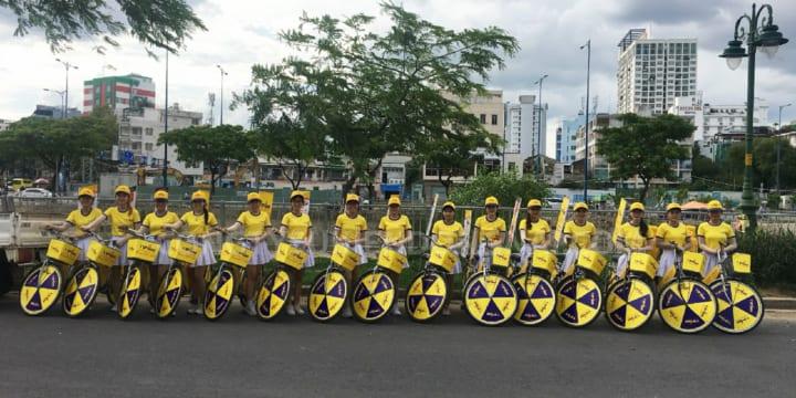 Công ty tổ chức chạy roadshow chuyện nghiệp tại Đồng Nai