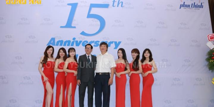 Công ty tổ chức lễ ra mắt sản phẩm tại Đồng Nai
