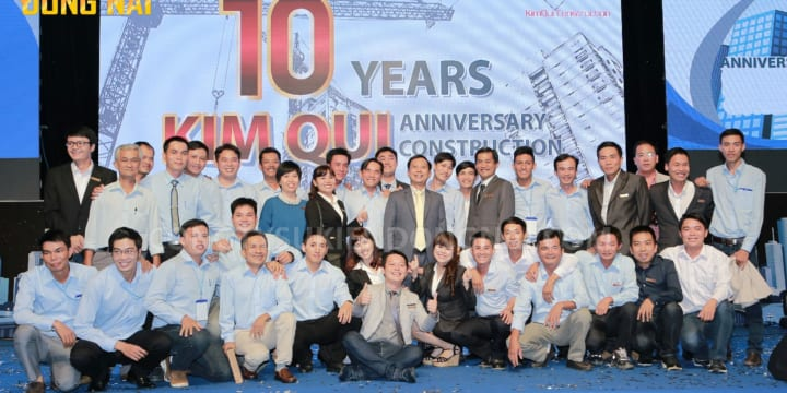 Tổ chức lễ kỷ niệm chuyên nghiệp tại Đồng Nai