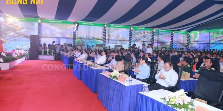 Dịch vụ tổ chức lễ khởi công chuyên nghiệp tại Đồng Nai
